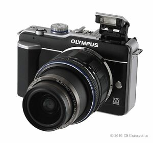 Olympus PEN E-PL1 12.3 MP Digital Camera...