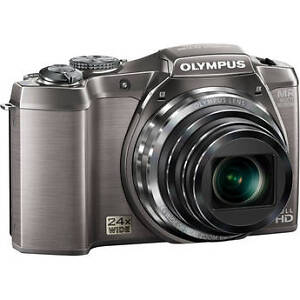 Olympus S Series SZ-31 MR iHS 16.0 MP Di...