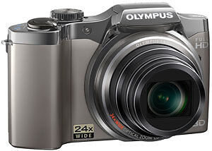 Olympus SZ-30MR 16,0 MP Digitalkamera - ...