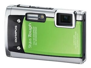 Olympus Stylus Tough 6020