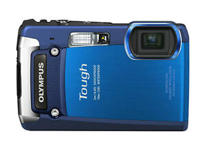 Olympus Tough TG-820 iHS 12.0 MP Digital...