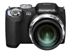 Olympus Traveller SP-720UZ 14,0 MP Digit...