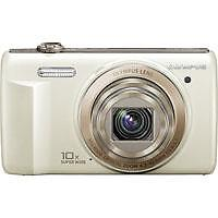 Olympus VR-340 / D-750 16.0 MP Digital Camera - White in Cameras & Photo, Digital Cameras | eBay