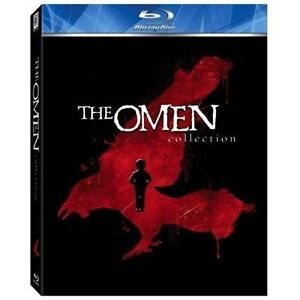The Omen: The Complete Collection (Blu-r...