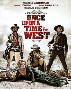 Once Upon a Time in the West (Blu-ray Di...