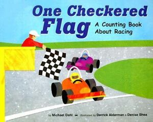 One Checkered Flag : A Counting Book abo...
