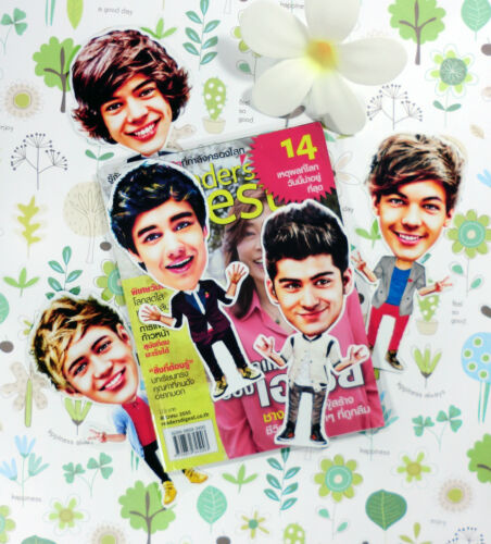 One Direction bookmark HARRY ZAYN LIAM NIALL LOUIS Doll 1D Bookmarks 5 pcs in Books, Accessories, Bookmarks | eBay