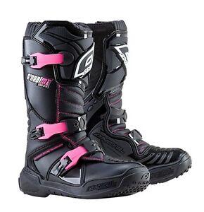 oneal 2014 womens element motocross dirt bike atv boots