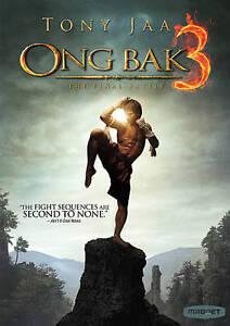 Ong Bak 3 (DVD, 2011)