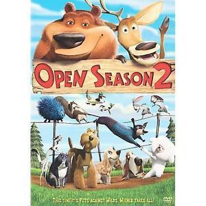 Open Season 2 (DVD, 2009)