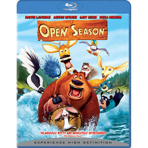 Open Season (Blu-ray Disc, 2007)