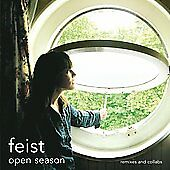 Open Season by Feist (CD, Jul-2006, Inte...