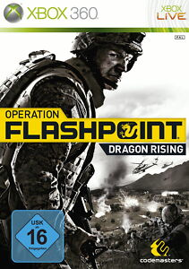 Operation-Flashpoint-Dragon-Rising-Uncut-von-Codemasters-Game-gebraucht