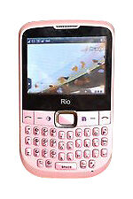 Orange Rio - Pink (Orange) Mobile Phone