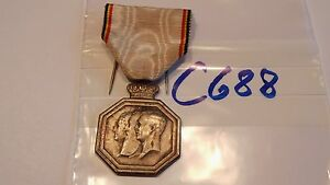 Orden-Belgien-1830-1930-100-Jahrfeier-silbern-1-Stueck-c688