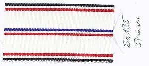 Ordensband-Frankreich-37mm-0-5m-ba135-1m9-80