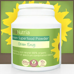 Organic-Green-Superfoods-Natural-Diet-Fitness-Meal-Replacement-Shake ...