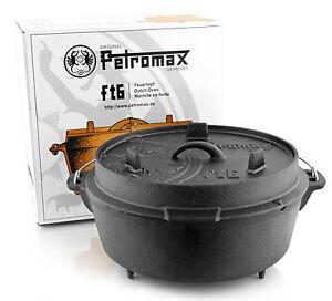 Orginal-Petromax-Dutch-Oven-NEU-3-5-bis-15-Liter-zur-Auswahl