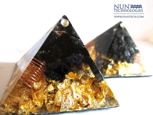 Orgone Crystal Healing Pyramid for Protection against Psychic Vampires! in Everything Else, Metaphysical, Crystal Healing | eBay