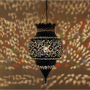 Orientalische laterne marokkanische lampe h ngeleuchte for Marokkanische lampe