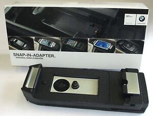 original bmw snap in adapter connect iphone 6 und 6s 84212407464 ebay. Black Bedroom Furniture Sets. Home Design Ideas