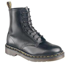 Original-Classic-Doc-Dr-Martens-8-Loch-1460-Smooth-Black-11822006