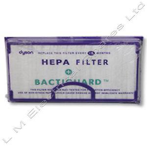 original hepa filter f r dyson dc02 staubsauger in lila 900637 01 ebay. Black Bedroom Furniture Sets. Home Design Ideas