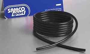 Original-Samco-Sport-Silikon-Unterdruckschlauch-3mm-3m-lang-schwarz-rennsport