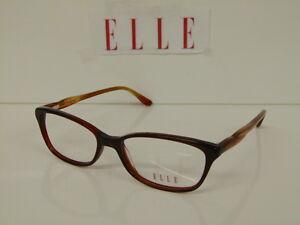 Originale-Brille-Korrektionsfassung-ELLE-EL13339-BR-53
