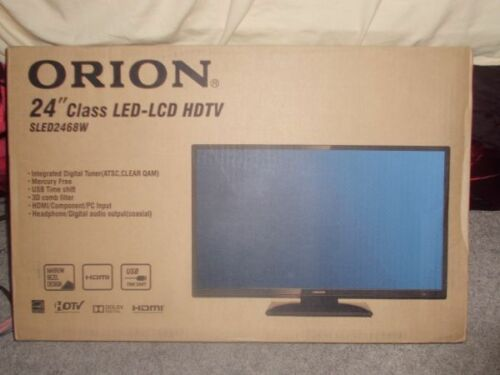 Orion 24 inch LED-LCD HDTV in Consumer Electronics, TV, Video & Home Audio, Televisions | eBay