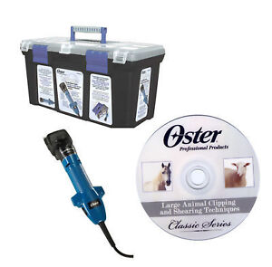 Oster CLIPMASTER Variable Speed EW510 Clipper 78150-013 Blade Titanium 78511-226 in Pet Supplies, Horse Supplies | eBay
