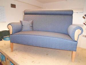 ostfriesensofa k chensofa 2 5 sitzer mit nackenrolle und hohem r cken ebay. Black Bedroom Furniture Sets. Home Design Ideas