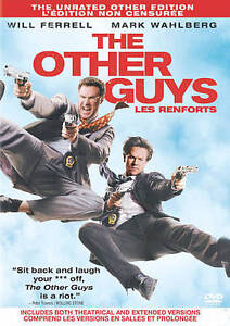 The Other Guys (DVD, 2010, Canadian; Rat...