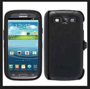 OtterBox-Defender-Case-Samsung-Galaxy-S3-III-Black-Holster-Clip-All