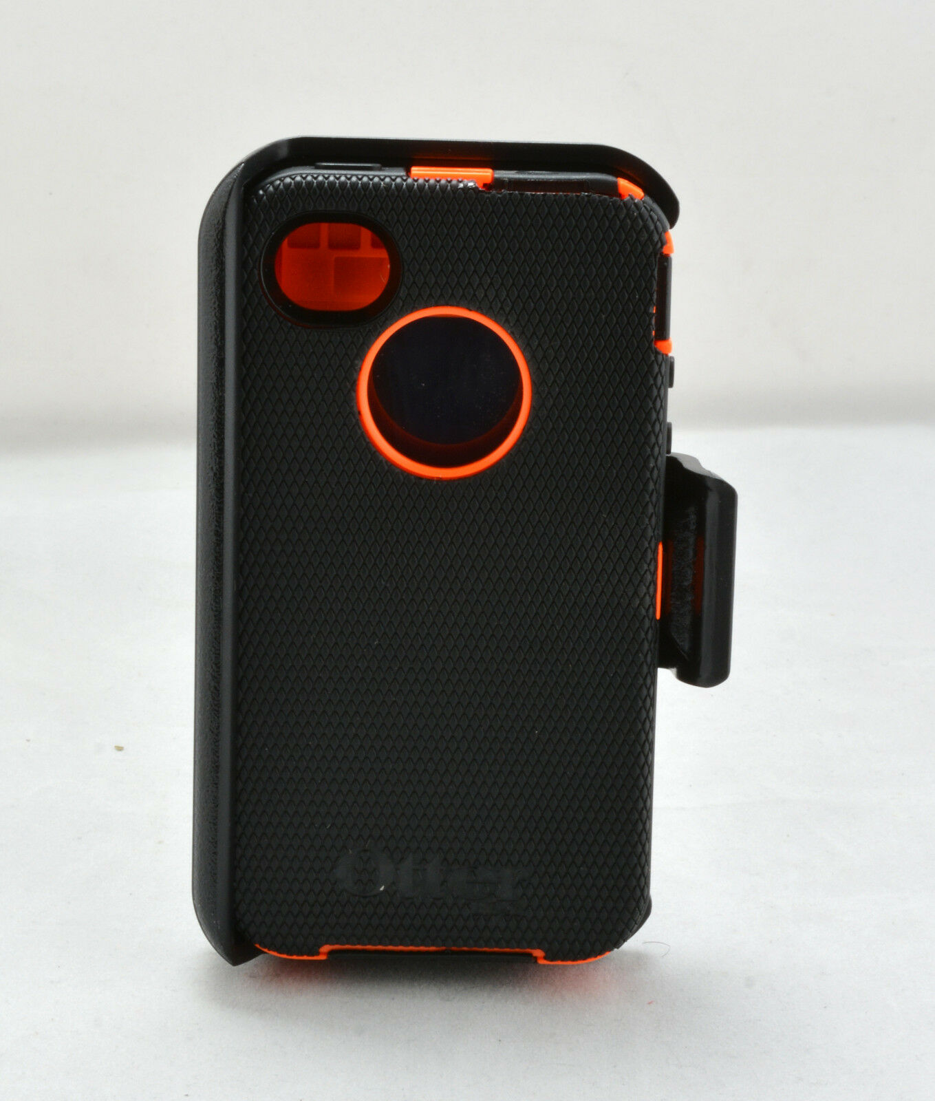 OtterBox Defender Rugged Case w/Holster Clip for iPhone 4 ...