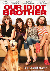 Our Idiot Brother (DVD, 2011)