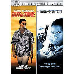 Out of Time/The Mighty Quinn (DVD, 2007,...