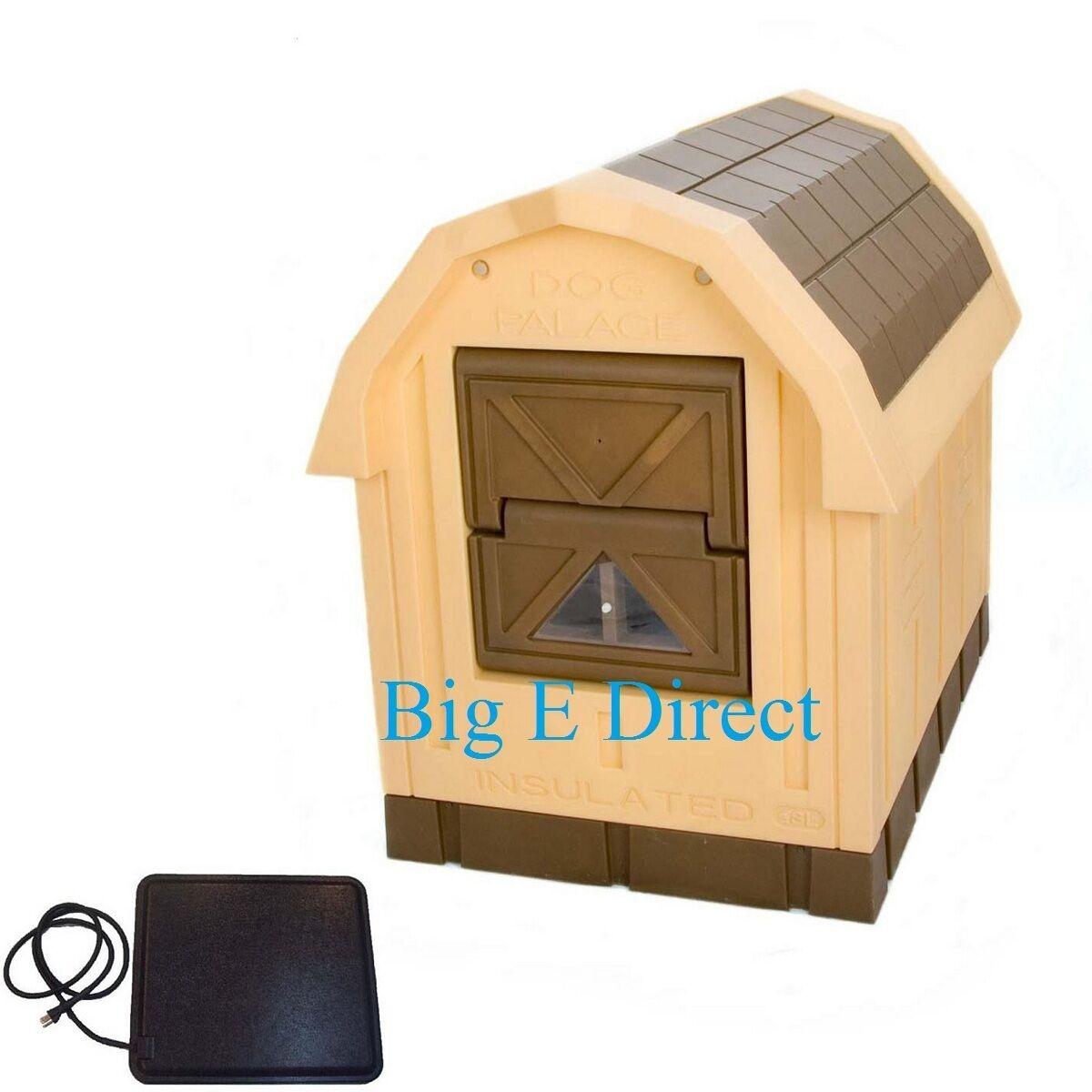 Dog Palace Dog House Floor Heater