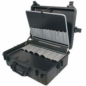 outdoor sanit r handwerker lehrlings werkzeug koffer kiste tool box case 61487 ebay. Black Bedroom Furniture Sets. Home Design Ideas