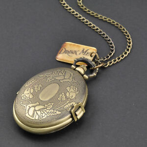 Alice and Wonderland Pocket Watch