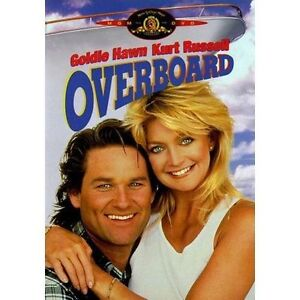 Overboard (DVD, 2009, Spa Cash; Checkpoi...