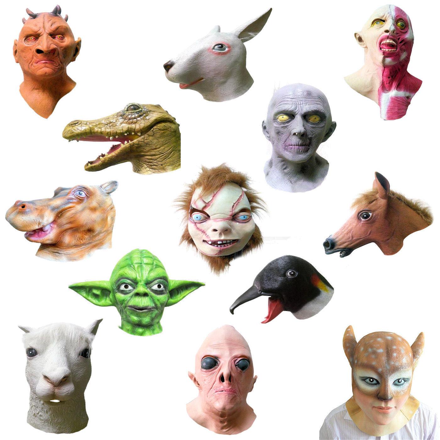 Plastic Mask Animal