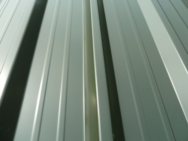 how to cut tin roofing