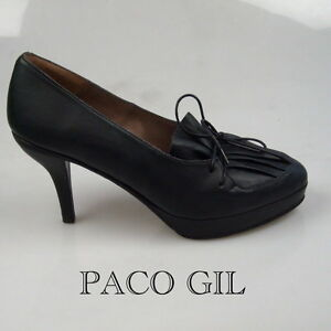 PACOGIL-DAMEN-BUSINESS-SCHUHE-SHOES-PUMPS-NEW-ORIGINAL-GR-35