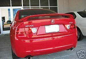 2006 Acura  on Painted Acura Tsx 2004 2005 2006 2007 2008 Spoiler Wing New   Ebay