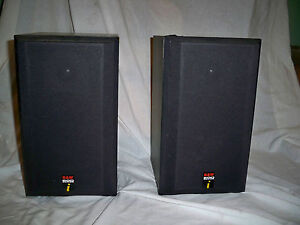 B&W 600 Series I Speakers http://www.ebay.com/itm/PAIR-OF-B-W-600-SERIES-BOOKSHELF-SPEAKERS-MODEL-DM600-BOWERS-WILKINS-/321003218482