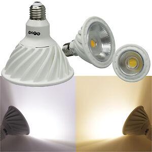 par38 par30 par20 led spot e27 leuchte strahler reflektor 6w bis 18w cree cob ebay. Black Bedroom Furniture Sets. Home Design Ideas