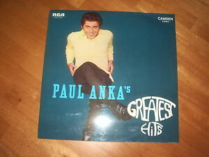PAUL ANKA - PAUL ANKA&#039;S GREATEST HITS ! 1st 1970 PRESS MADE IN GERMANY! - <span itemprop='availableAtOrFrom'>Frankfurt, Deutschland</span> - PAUL ANKA - PAUL ANKA&#039;S GREATEST HITS ! 1st 1970 PRESS MADE IN GERMANY! - Frankfurt, Deutschland