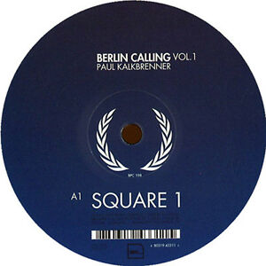 PAUL-KALKBRENNER-Berlin-Calling-VOL1-Square-Aaron-Azure-STILL-SEALED-OVP