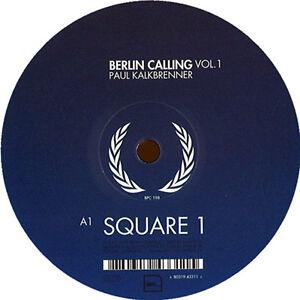 PAUL-KALKBRENNER-Berlin-Calling-VOL1-Square-Aaron-Azure-STILL-SEALED-OVP